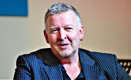 Stuart Blythe headshot