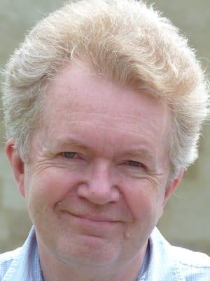 Martin Hodson headshot