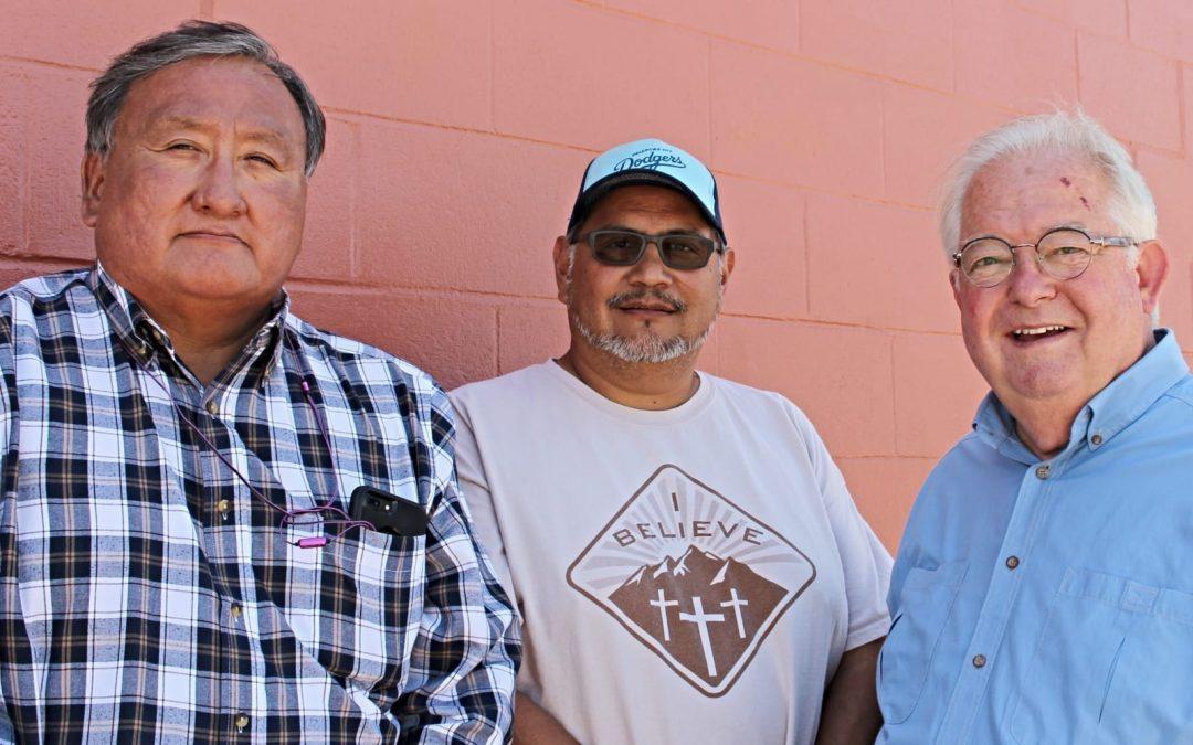 Three Baptist leaders in Oklahoma