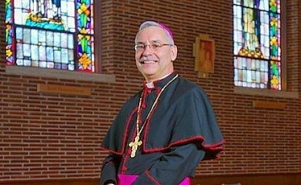 Profiles in Goodwill: Bishop Anthony Taylor