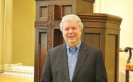 Profiles in Goodwill: John Finley