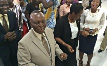Profiles in Goodwill: Timothy Olagbemiro