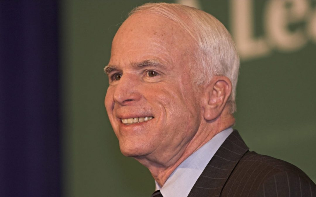 Sen. John McCain: What Makes a Hero?