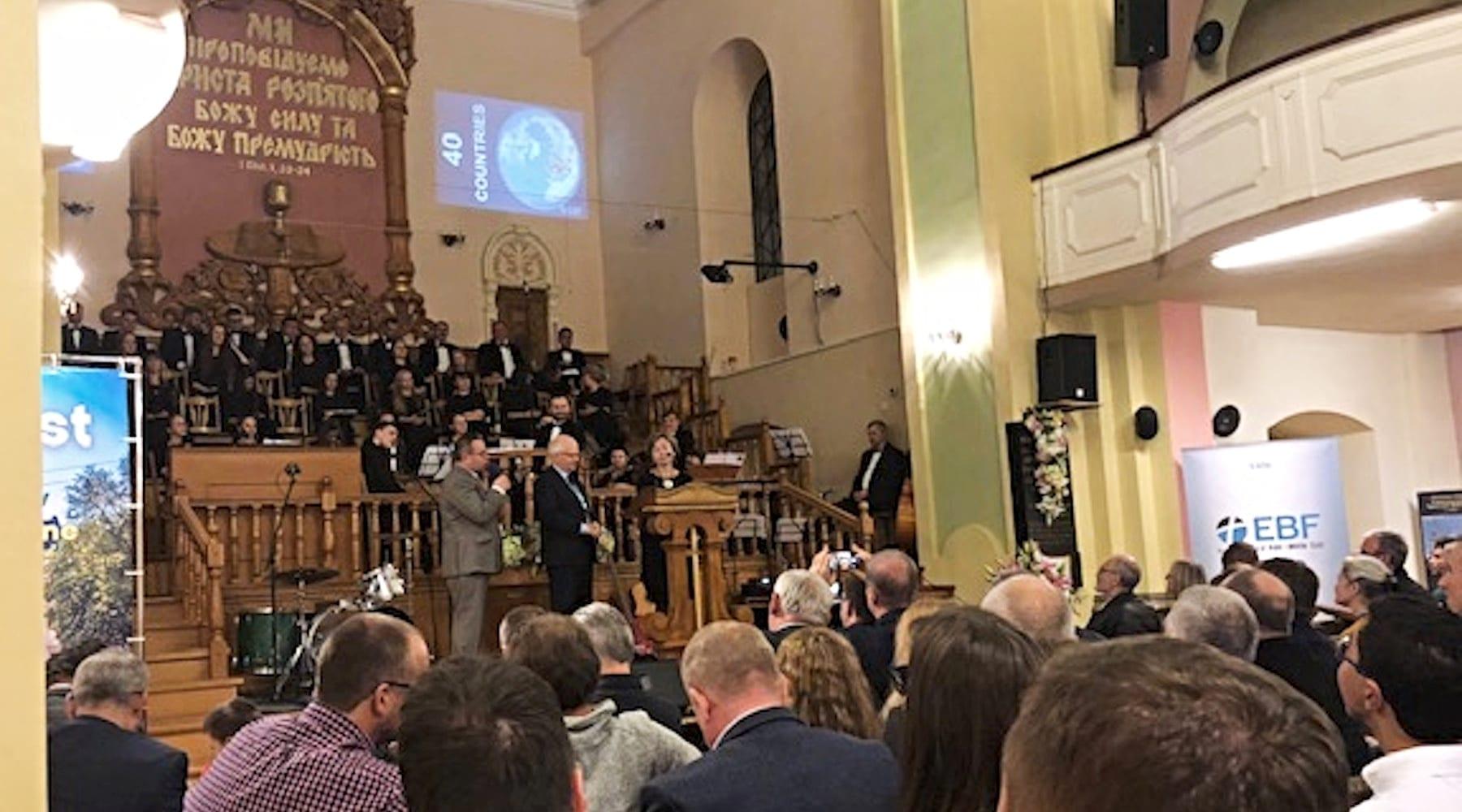 European Baptists' Meeting Illustrates Our Bright Future