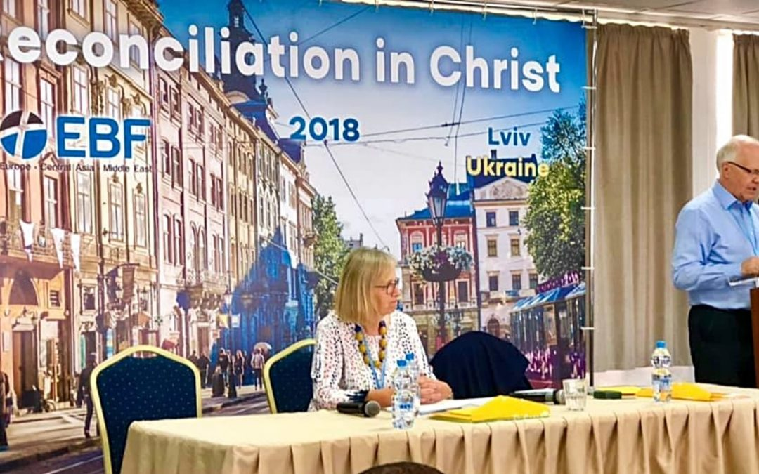 What European Baptists Know About Modeling Collaboration, Civility