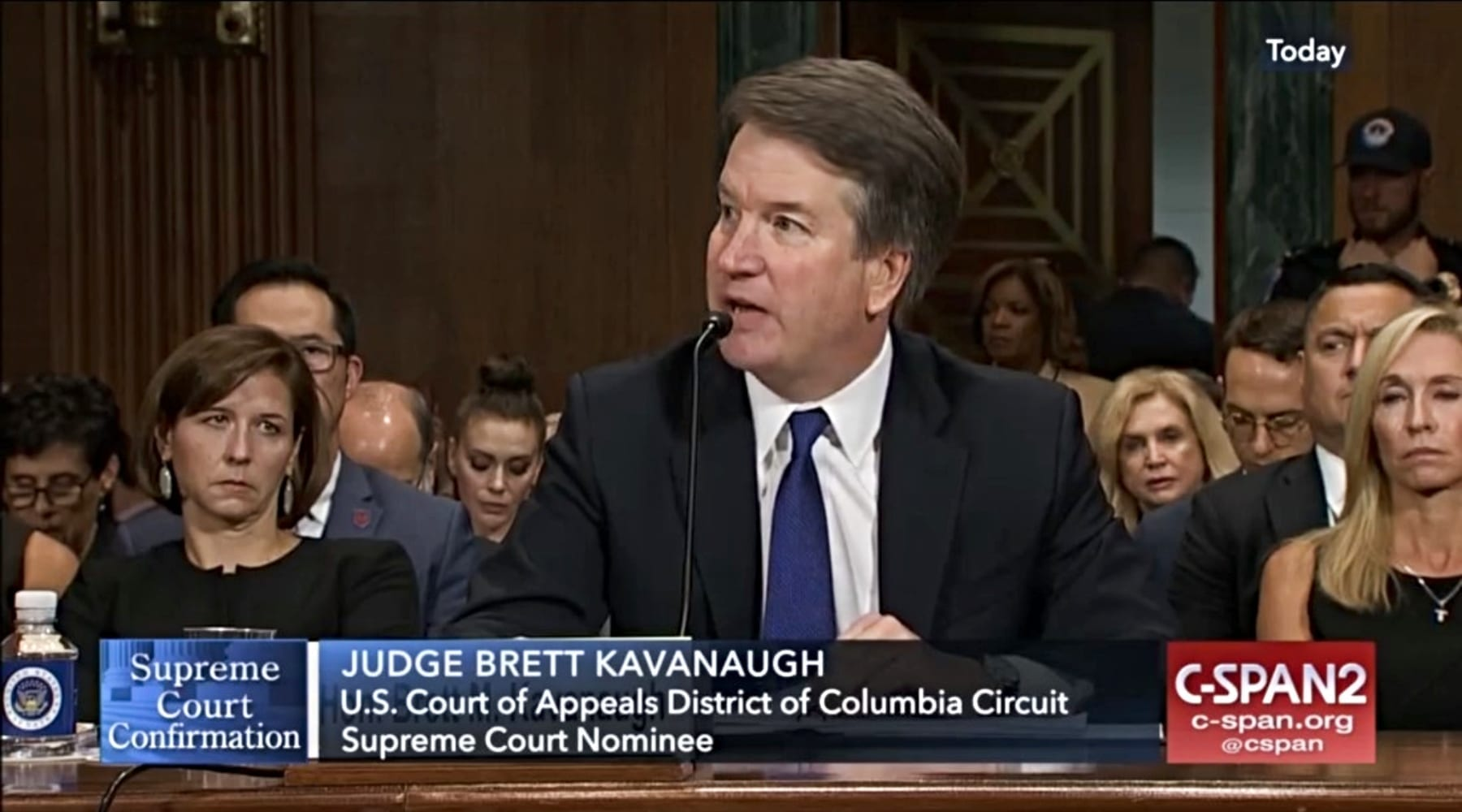 The Kavanaugh Affair, Patriarchal Power and the Decline of Decency