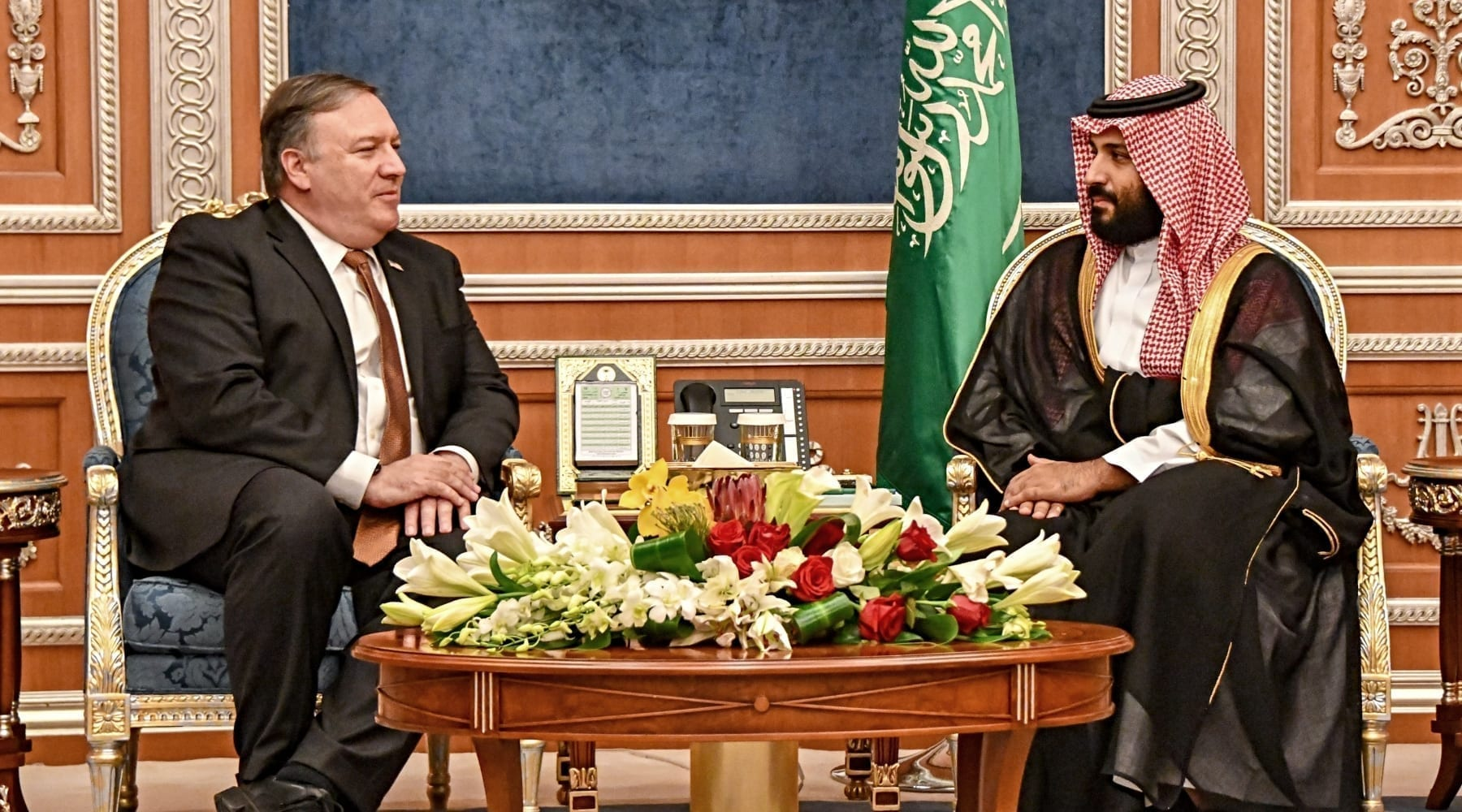 The Unholy Alliances Surrounding the Khashoggi Affair