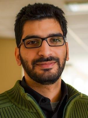 Wissam al-Saliby headshot