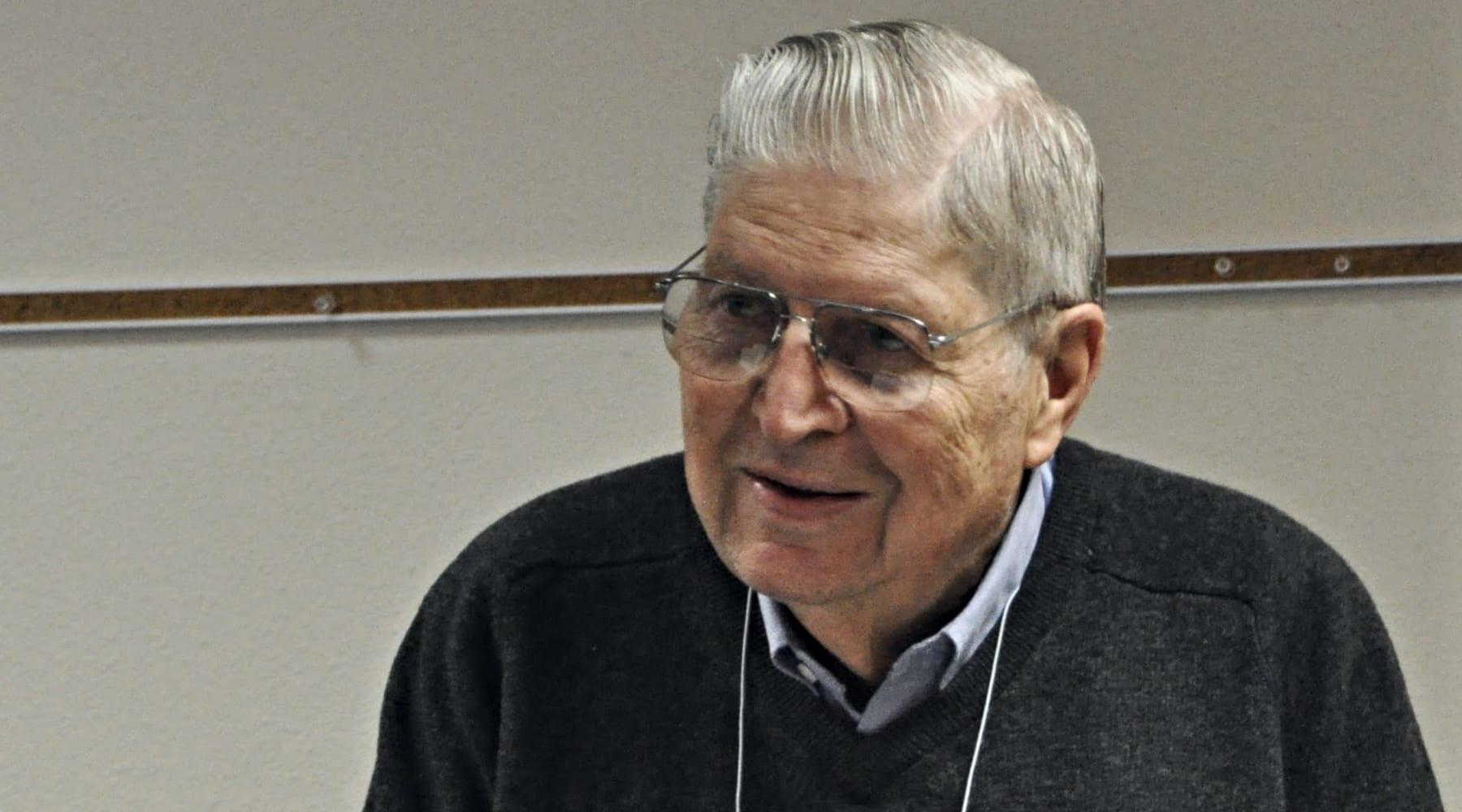 Profiles in Goodwill: Richard P. Olson