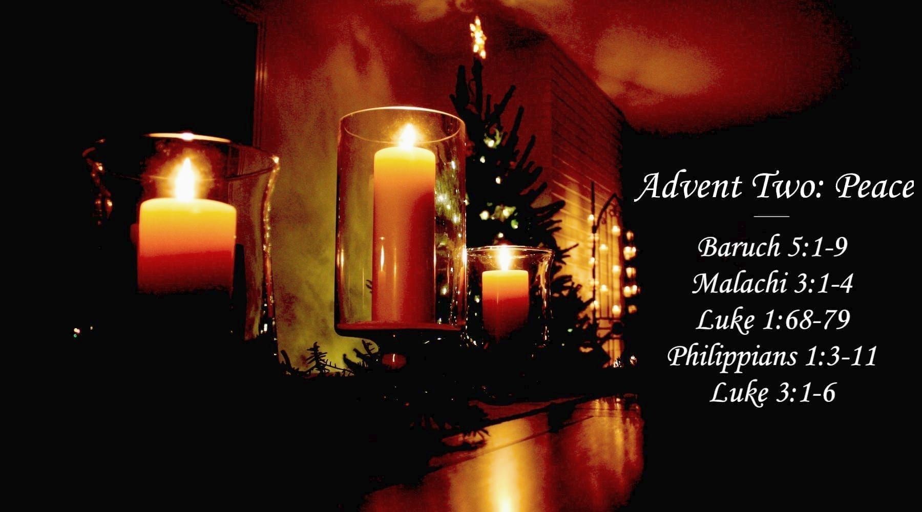 Light in the Darkness | Advent Two: Peace
