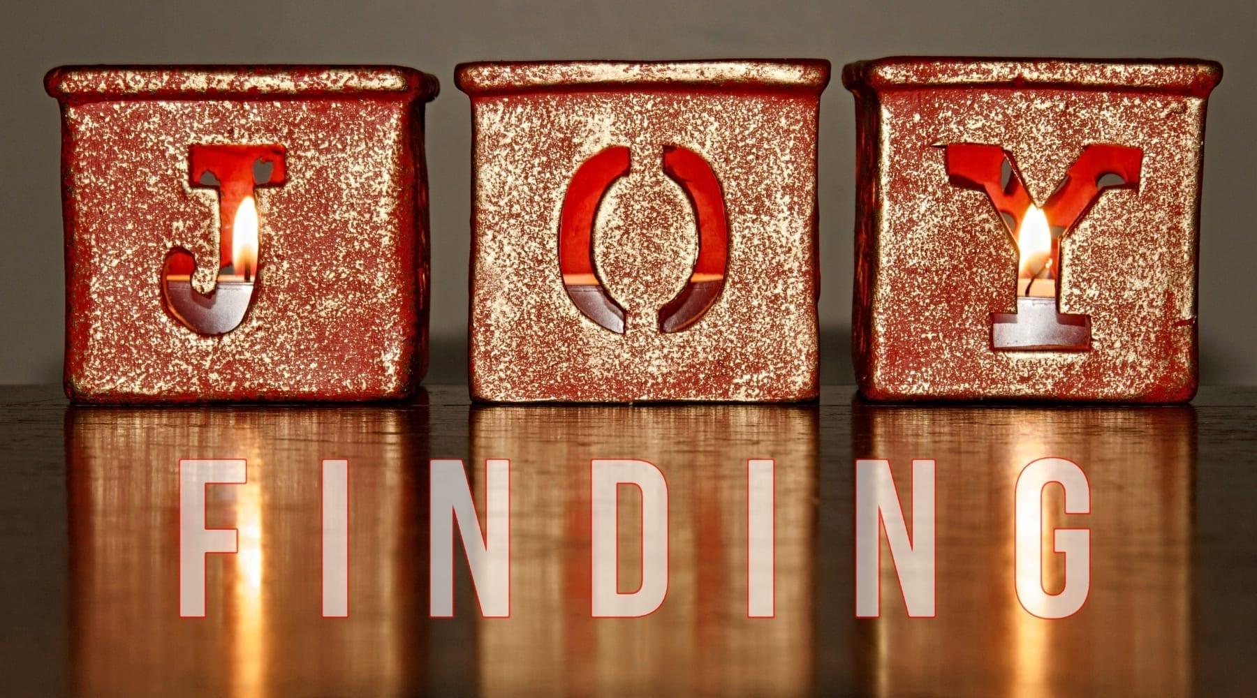 Advent Joy: Finding Joy