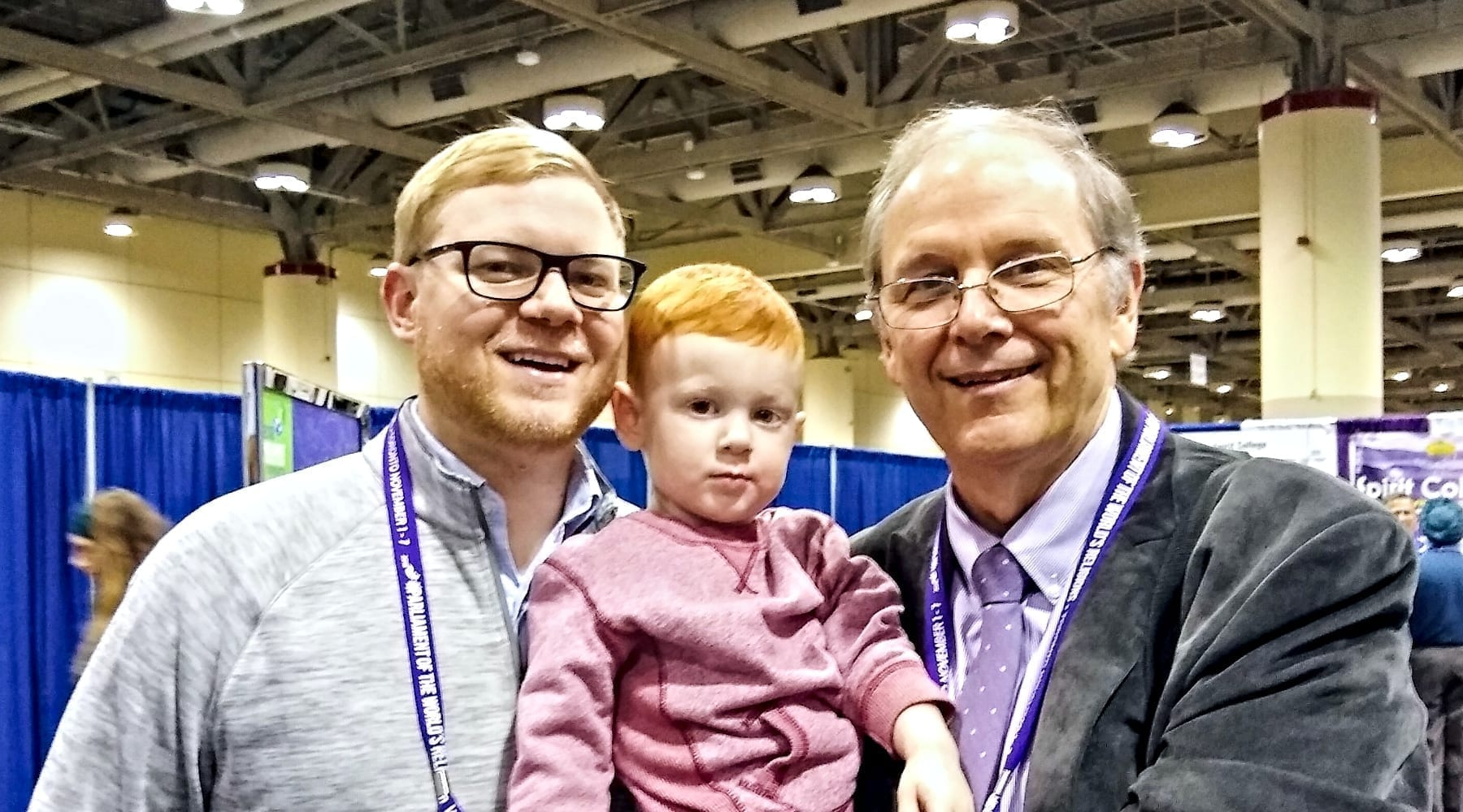 Why I Took My 2-Year-Old to a Global Interfaith Conference