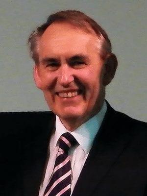 John Weaver headshot
