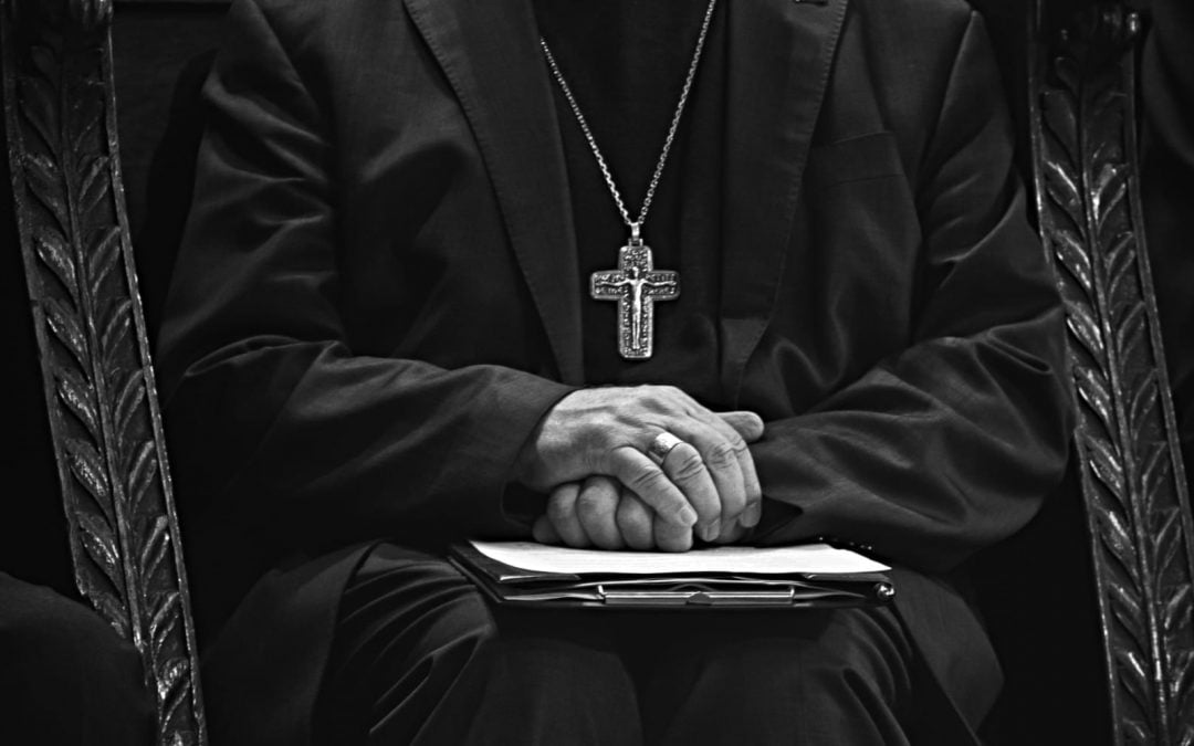 U.S. Catholic Confidence in Clergy Drops Significantly