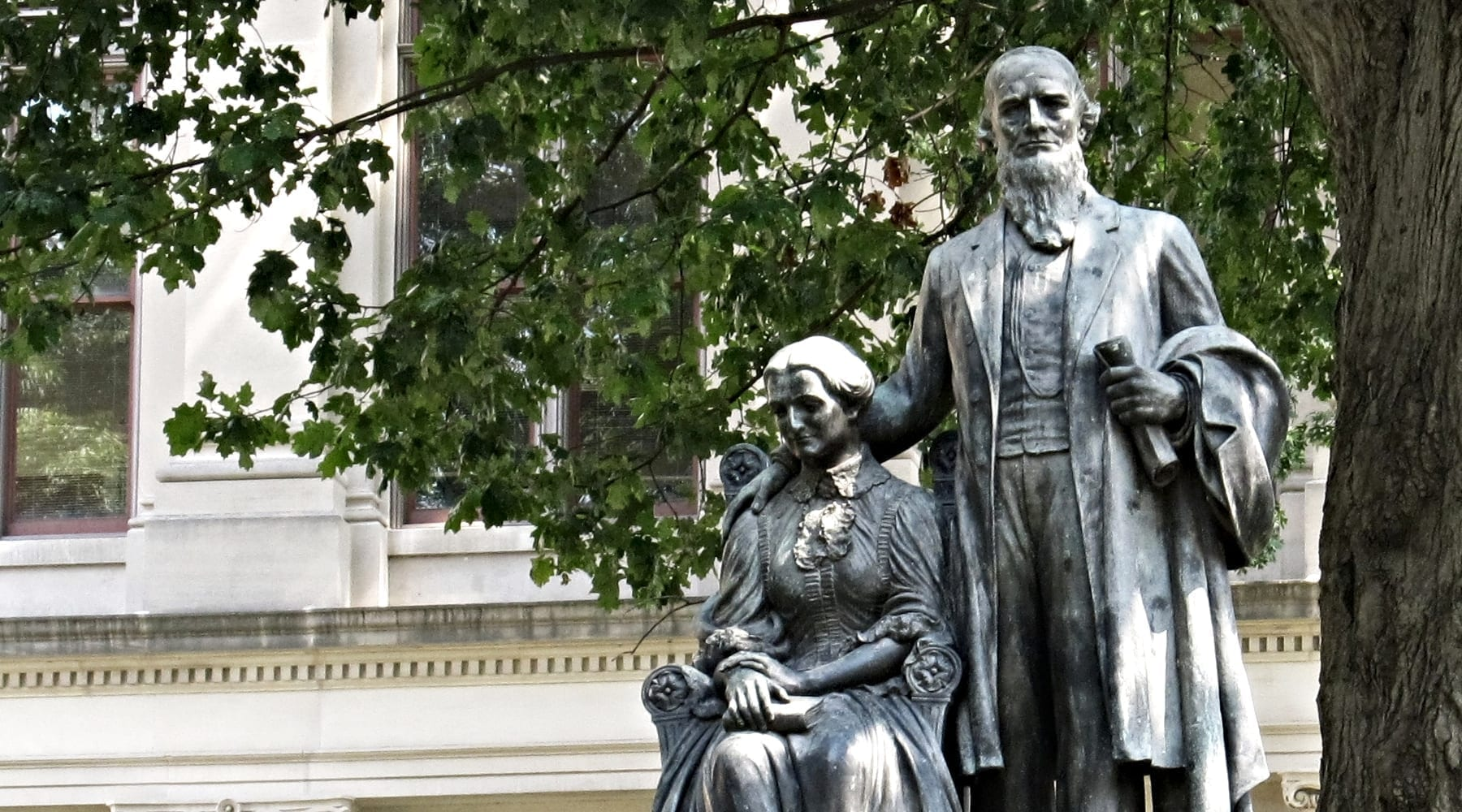 Seminary's Report Recounts Its Shameful Support of Slavery