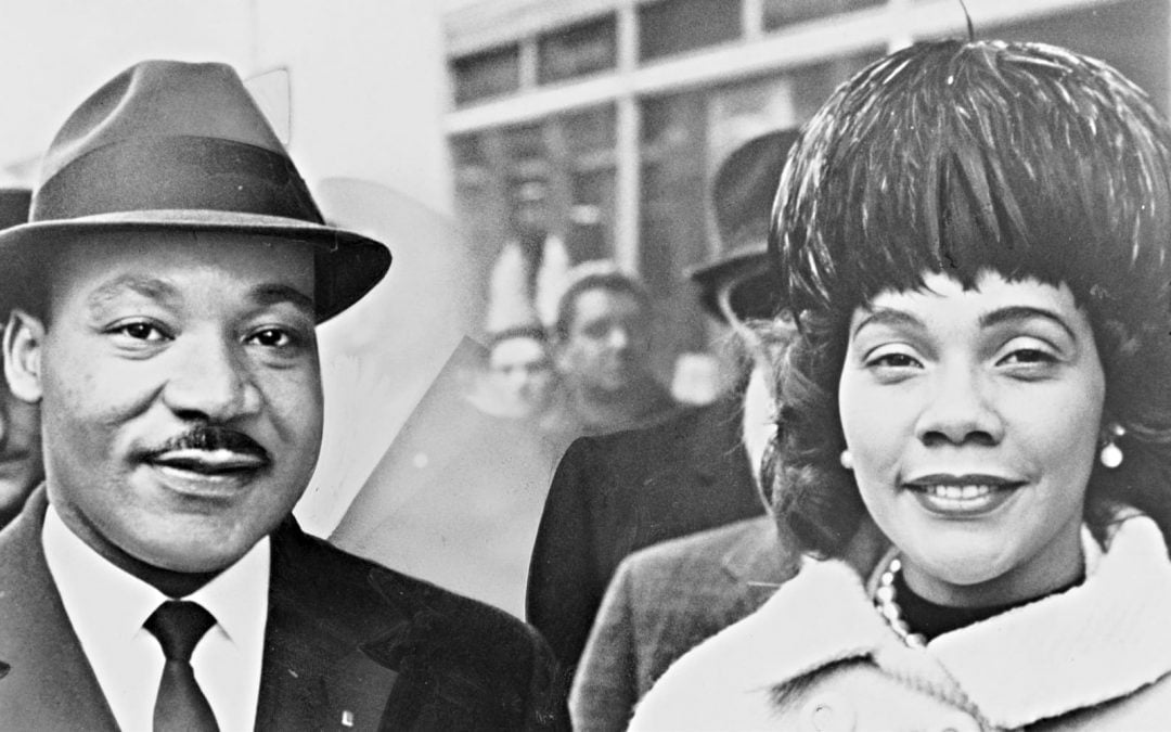 When Celebrating MLK Day, Don't Forget Coretta Scott King
