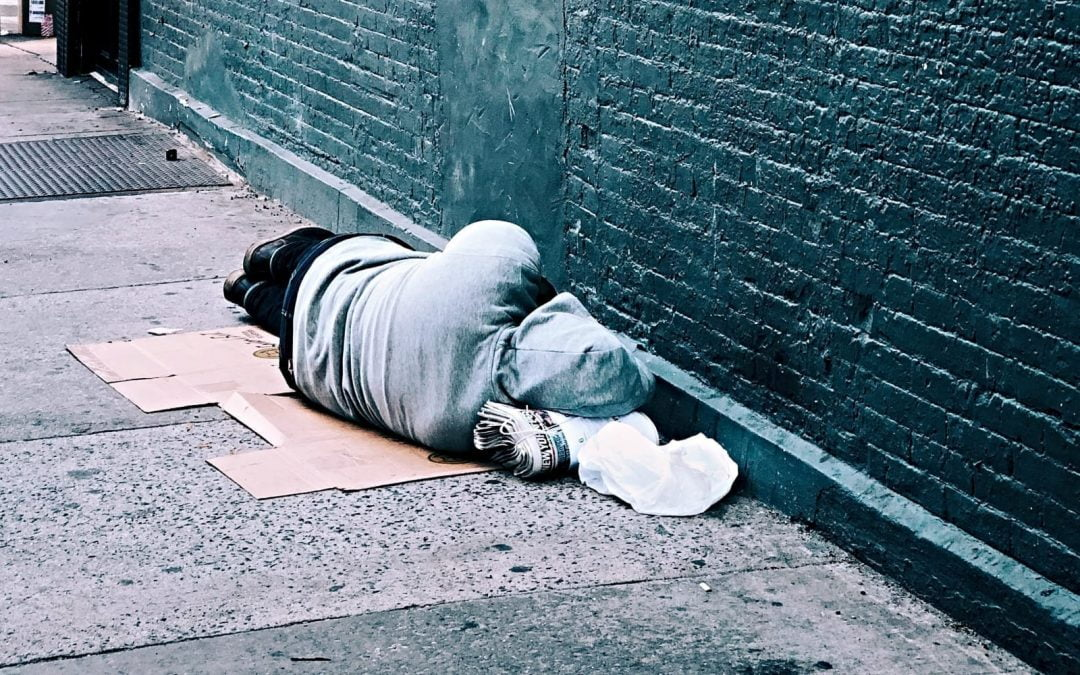 Homelessness in U.S. Increases for Second Straight Year