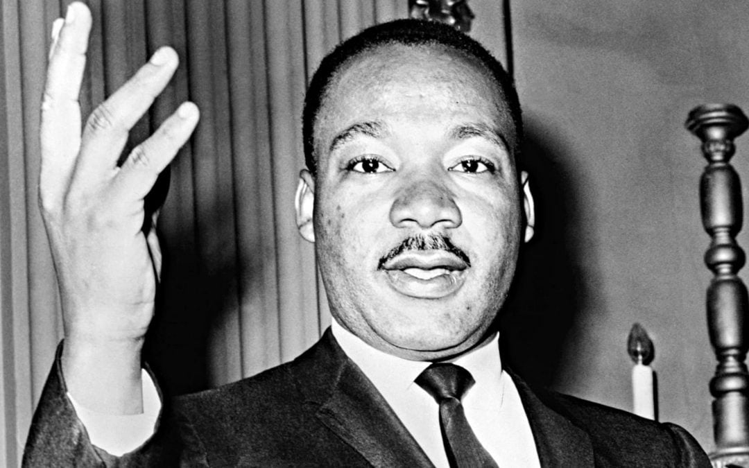 Look Back | MLK Jr.: Effective Preacher, Powerful Poet