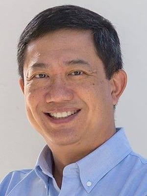 Michael Cheuk headshot