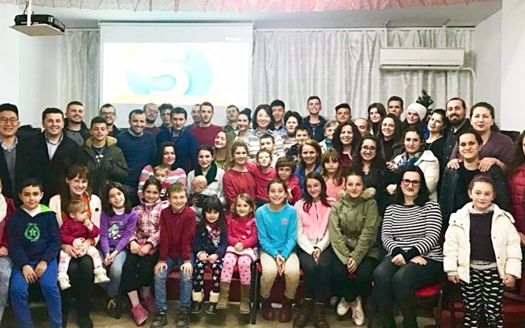 Small But Mighty: Albanian Baptists Defy the Odds