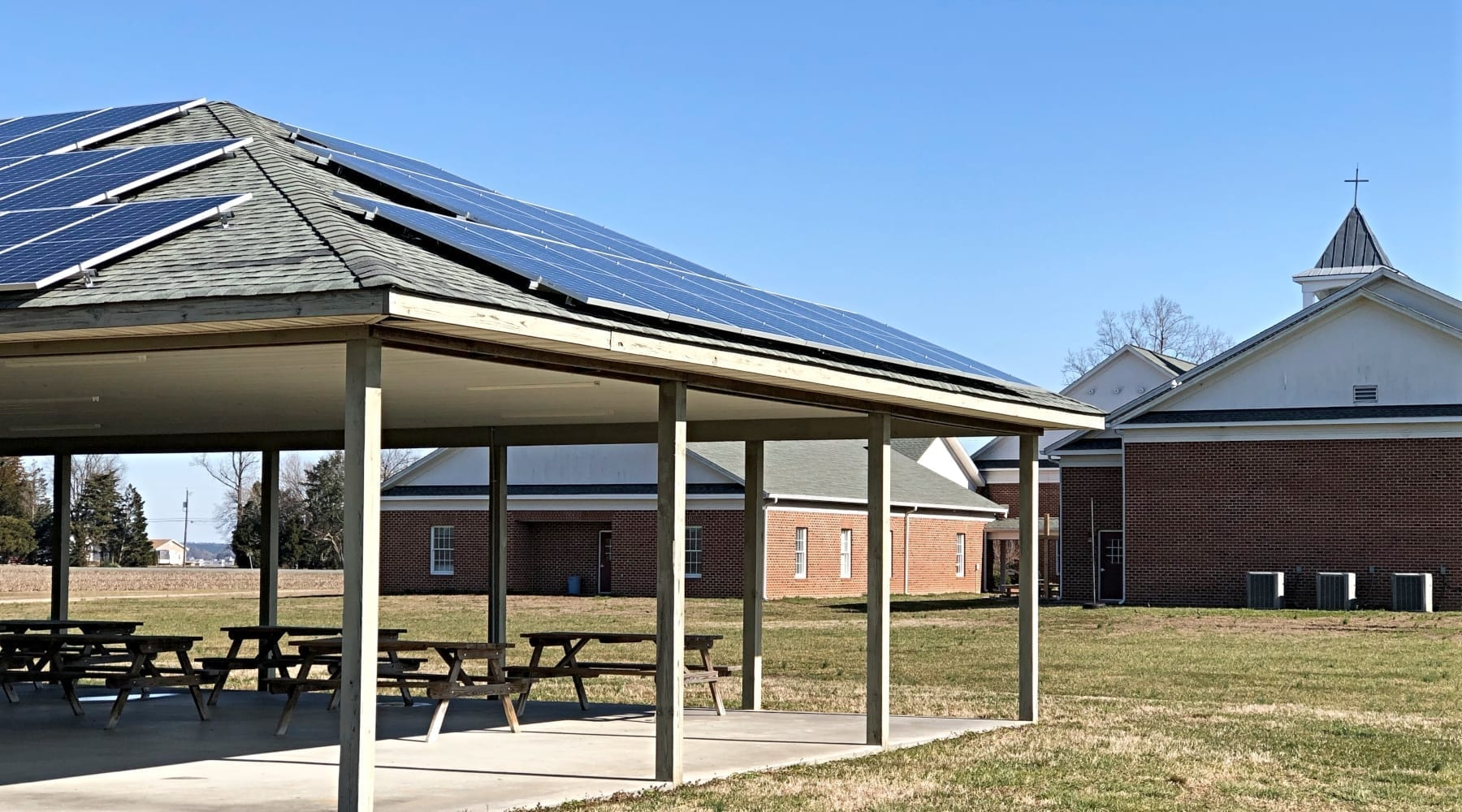 How Going Solar Brings Easter Hope to One Small-Town Church