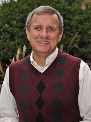 Jim Dant headshot
