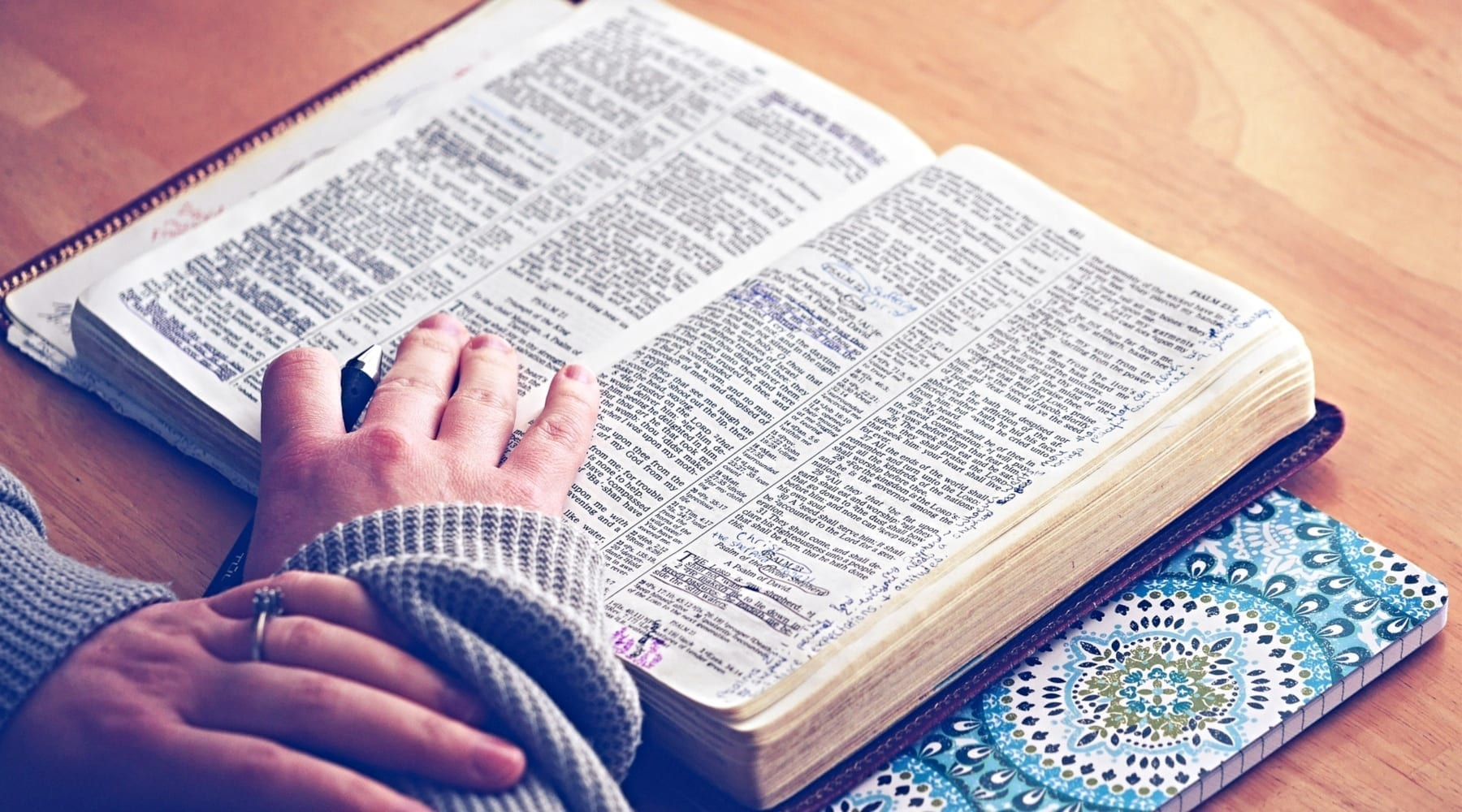 12 Benefits When You Read the Bible Through