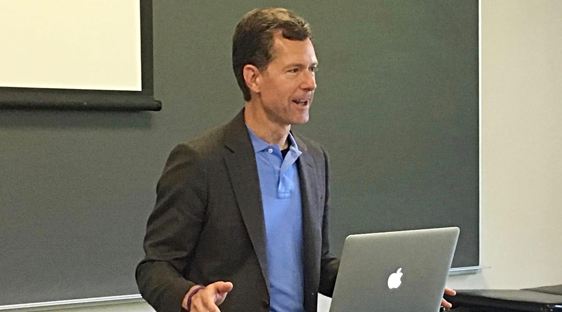 Profiles in Goodwill: Steven R. Harmon