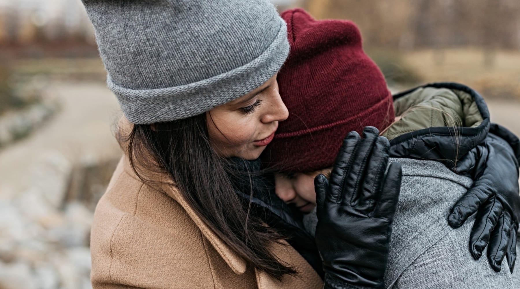 Whom Do U.S. Christian Teens Seek for Encouragement, Advice?