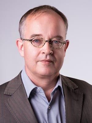 Martin Rothkegel headshot