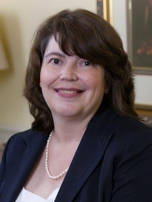 Pam Strickland headshot