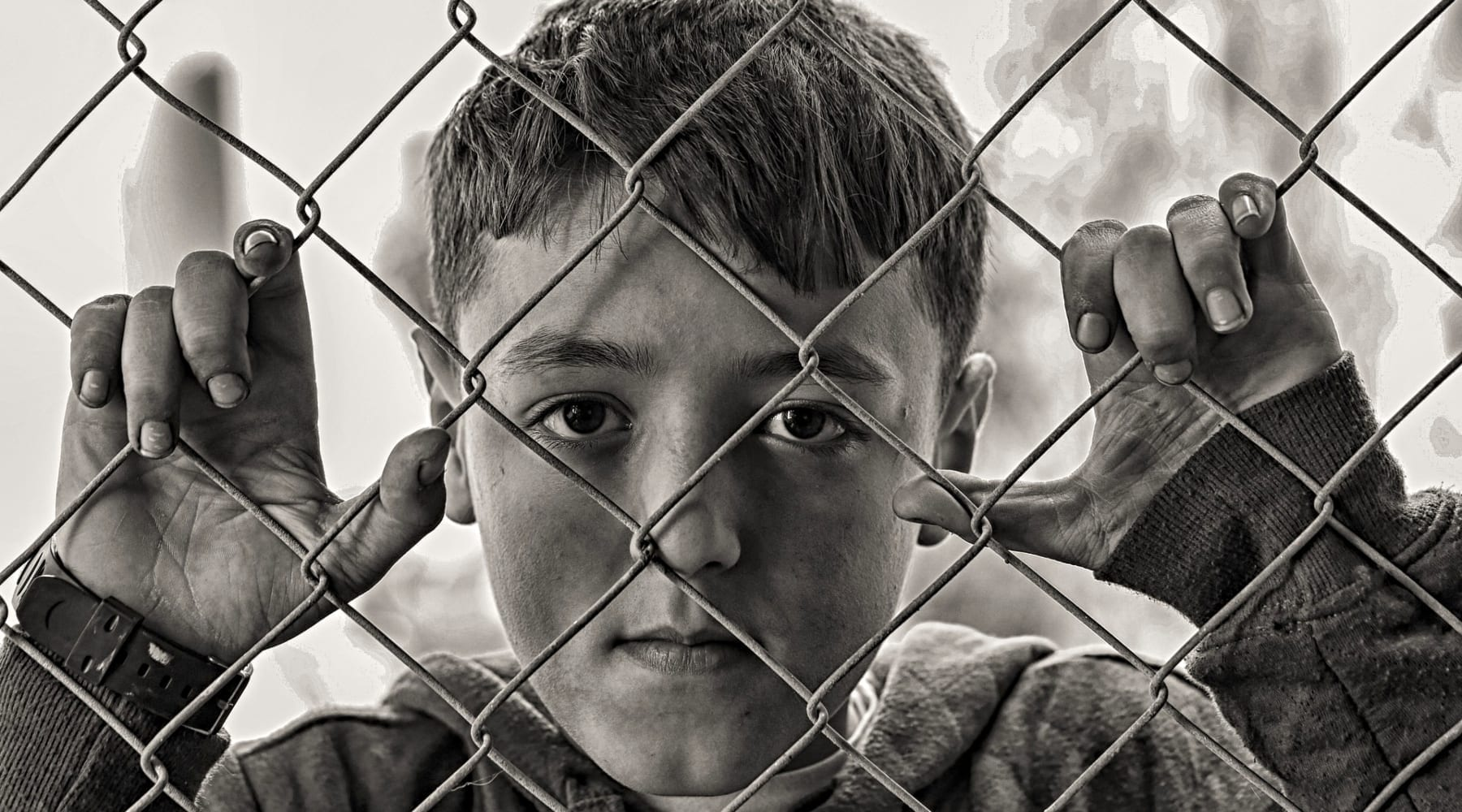 Summer Camp from Hell: Children Behind Fences