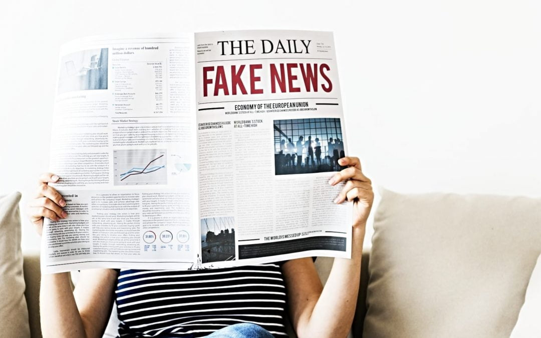 Fake News Represents 'Big Problem' in US, 50% Say