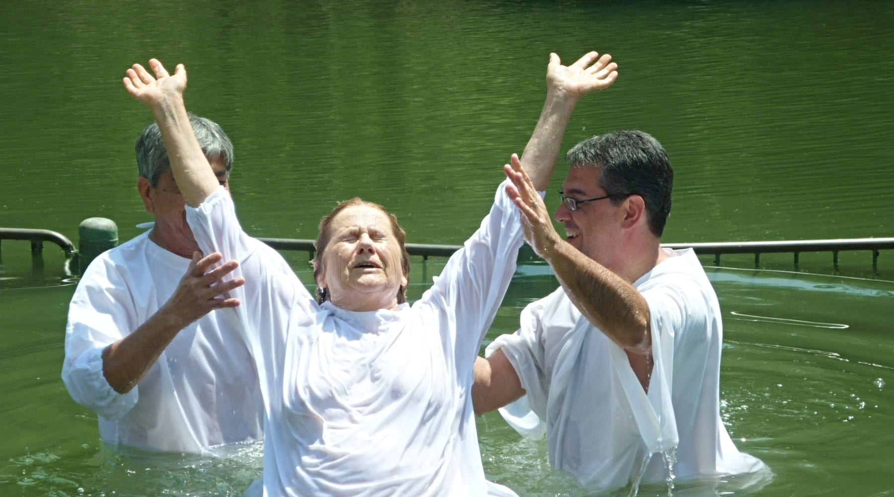 How Old Should You Be Before You're Baptized?