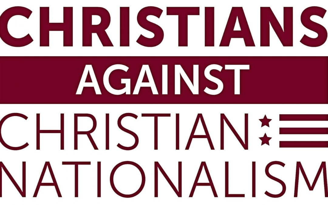 BJC graphic opposing Christian nationalism
