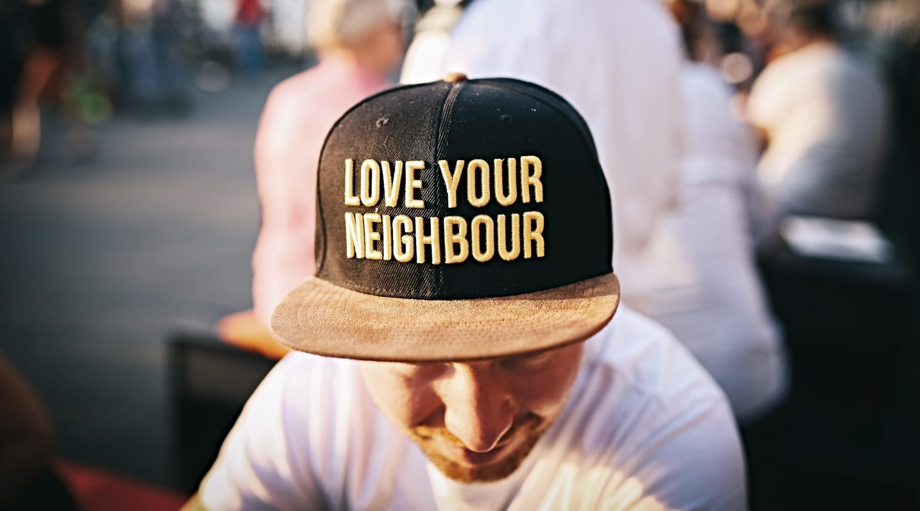 Look Back | More to Loving Neighbors Than Being Neighborly