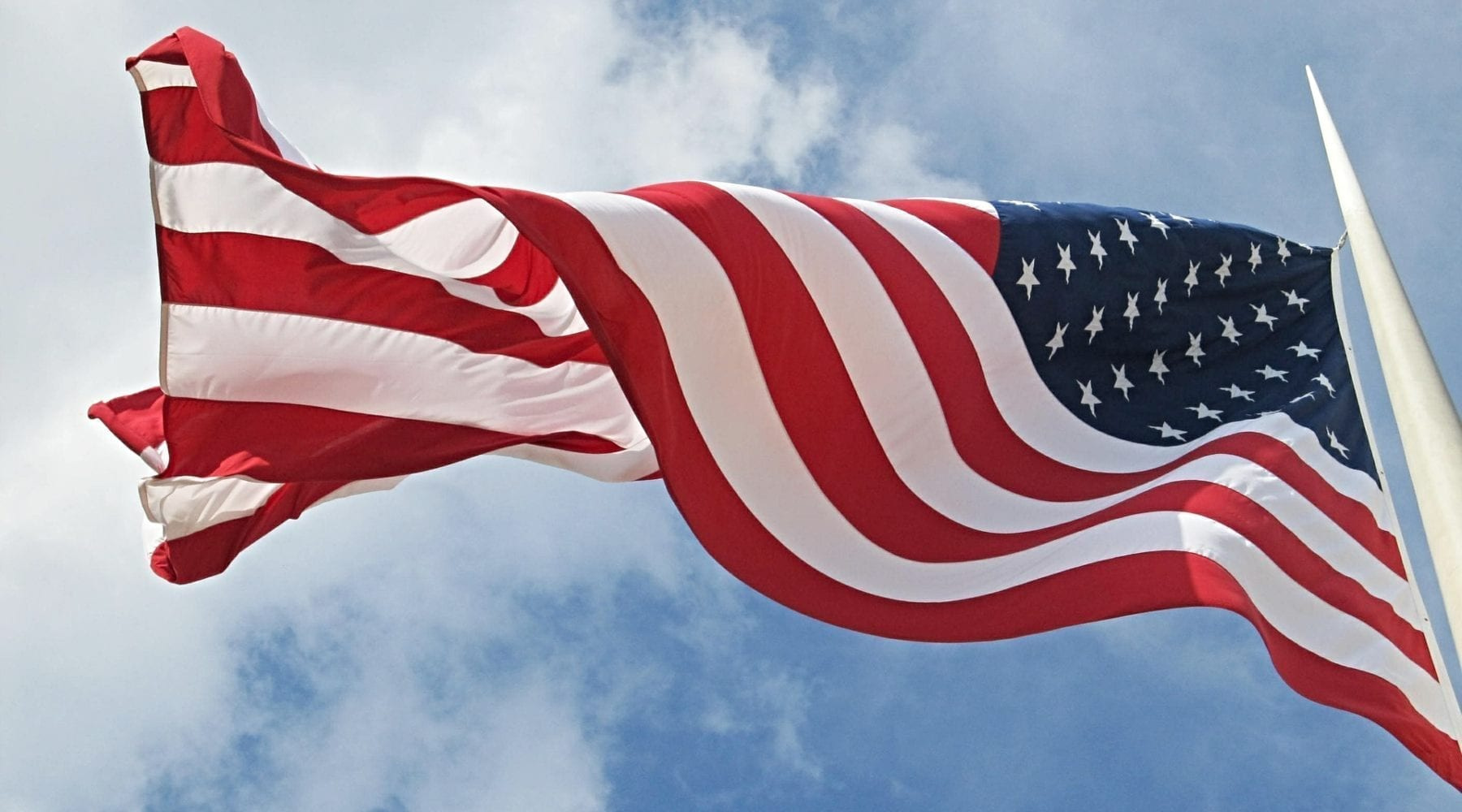 10 Reasons Why U.S. Flag Should Not Be in Your Sanctuary