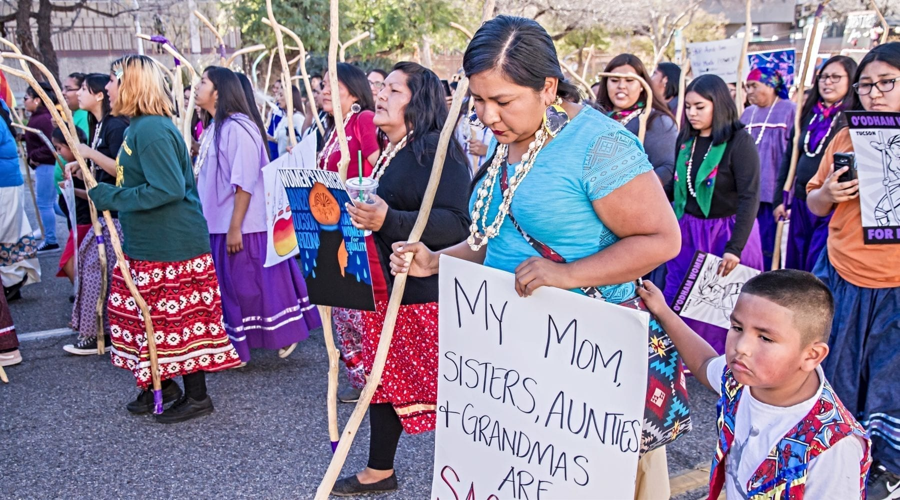 Canada's Missing, Murdered Indigenous Women Often Ignored