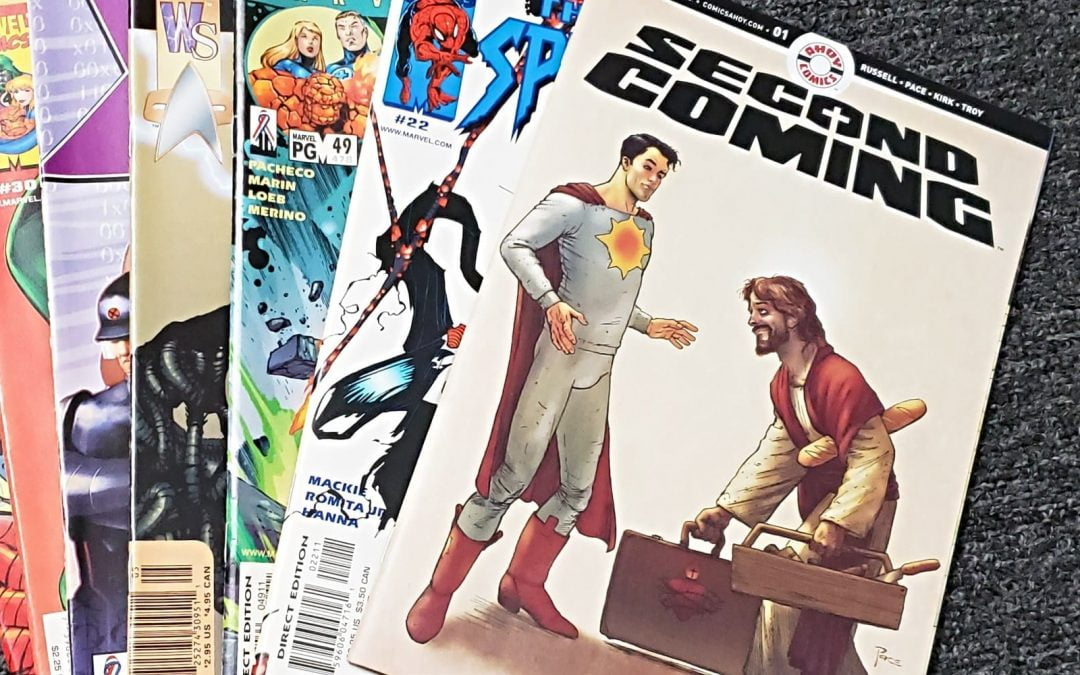 Controversial Comic-Book Series Preaches Christianity 101