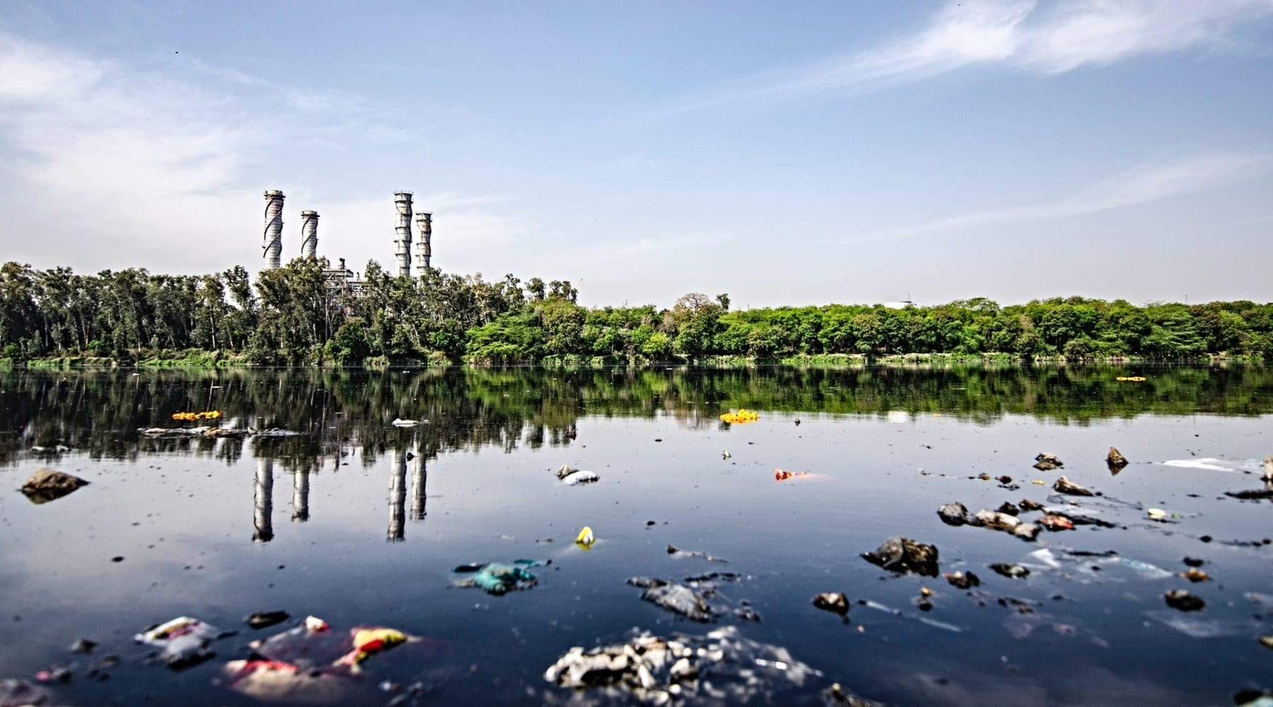 Global Water Quality Deterioration Called 'Invisible Crisis'