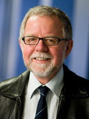 Frank Rees headshot