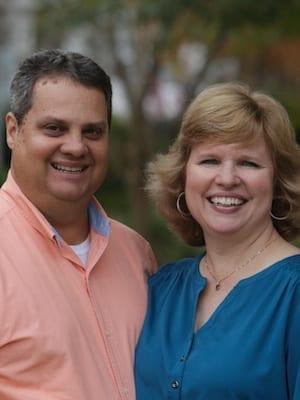 Kim and Marc Wyatt headshot