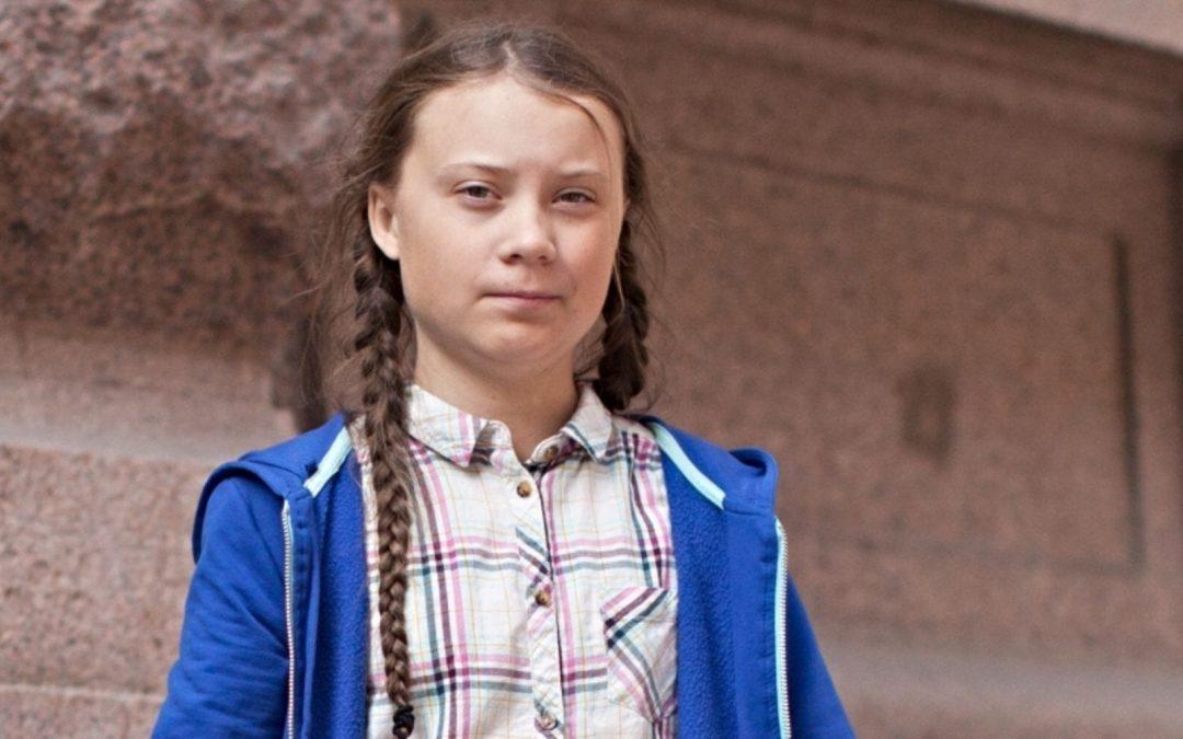 Greta Thunberg: Teen Prophet