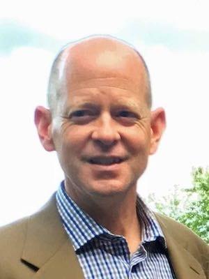 Jeffrey Vickery headshot