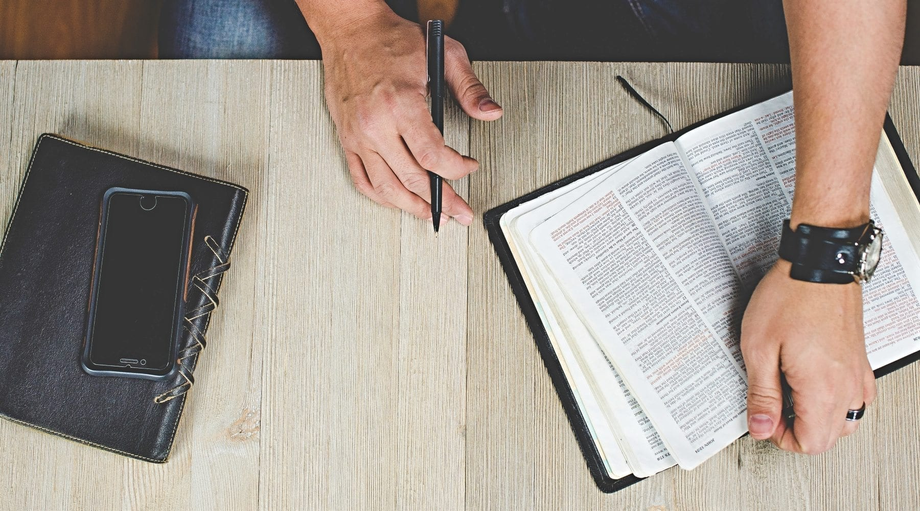 Why Biblical Ethics Isn't as Easy as Choosing Proof Texts