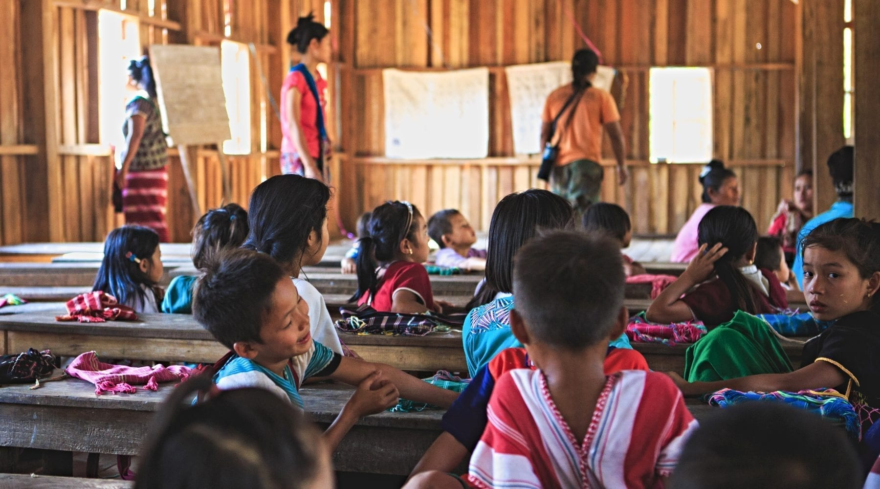 'Learning Poverty' Negatively Impacts Children Worldwide