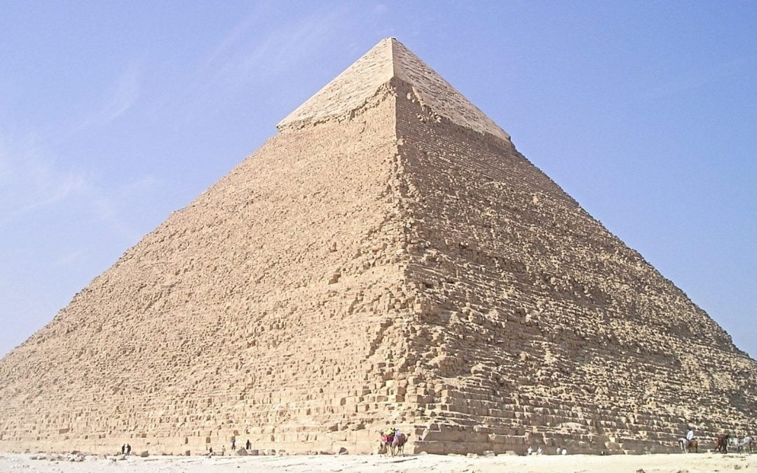 Look Back | Step by Step, Flattening Hierarchy's Pyramid