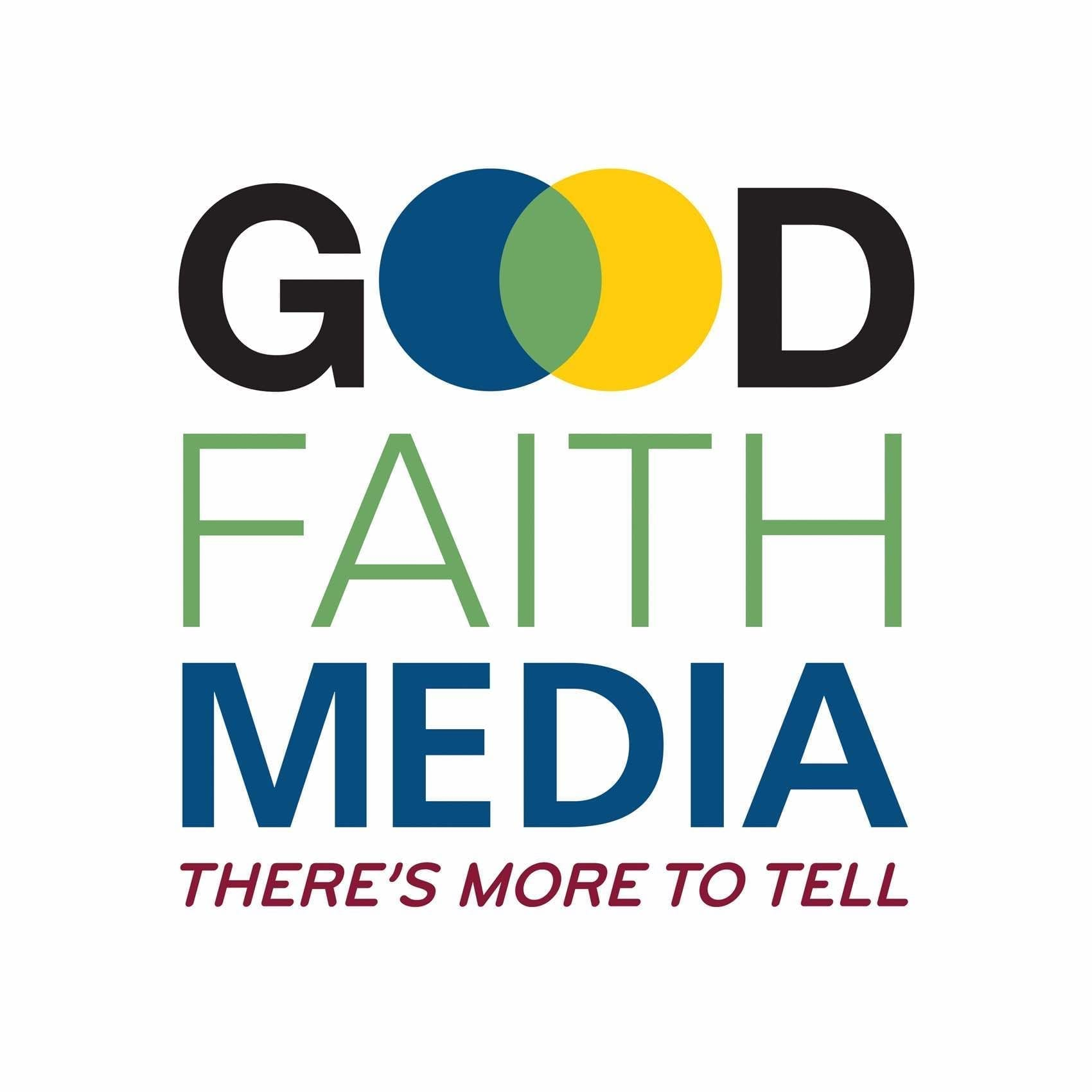 Good Faith Media logo
