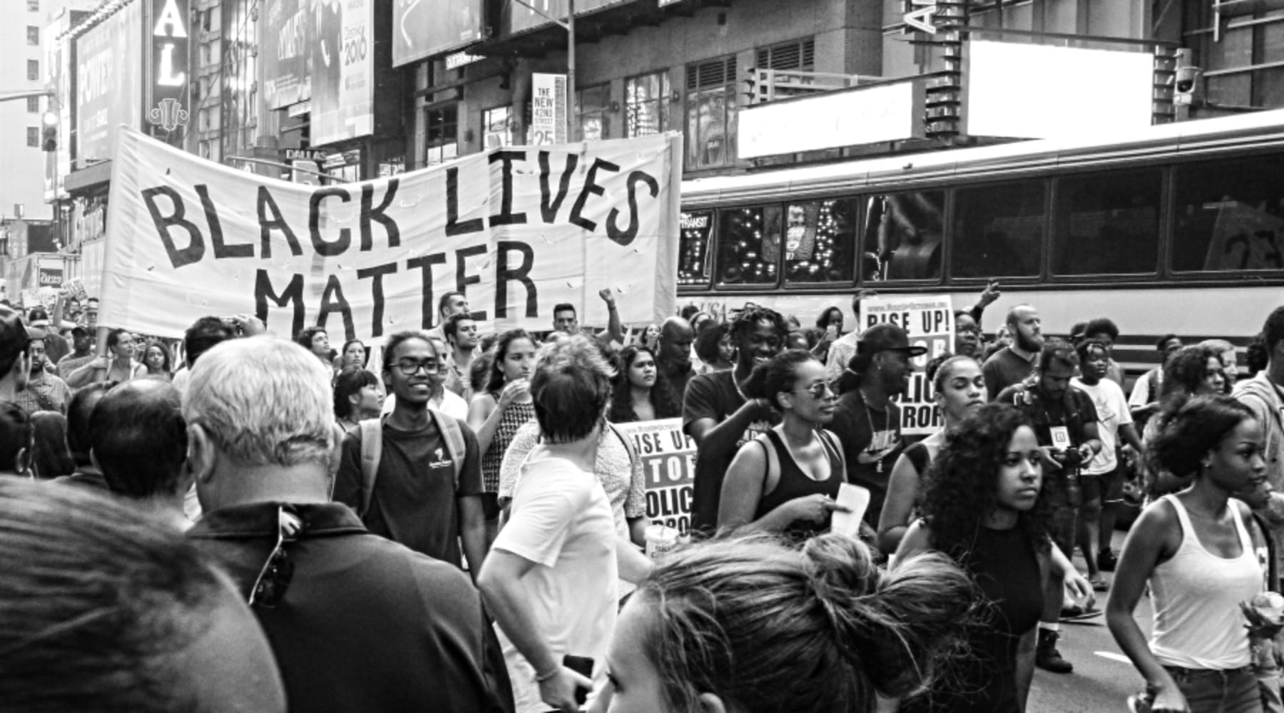 Celebrating Black Lives Matter on Martin Luther King Jr. Day