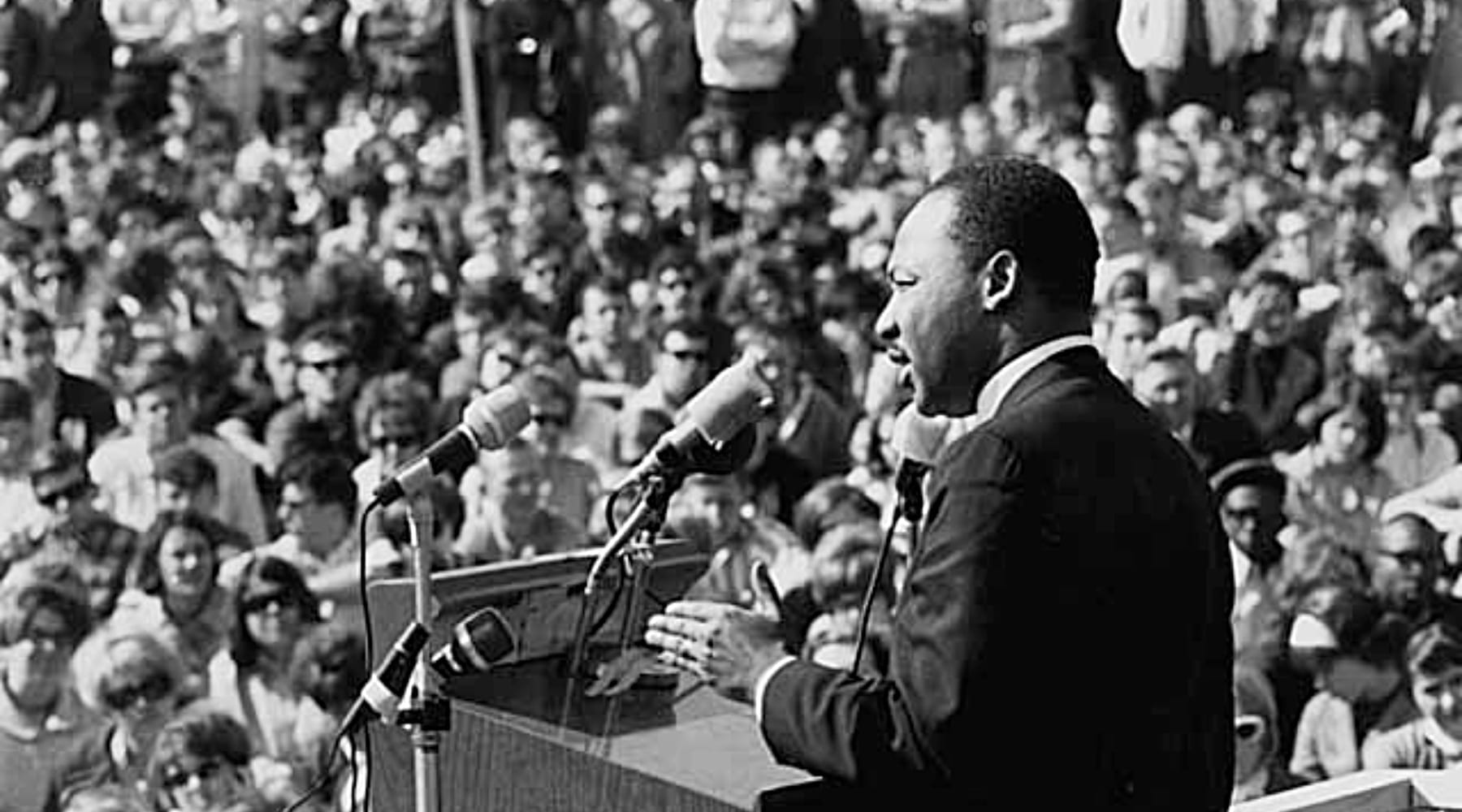 Decades Later, Why is Martin Luther King's Dream Still a Dream?